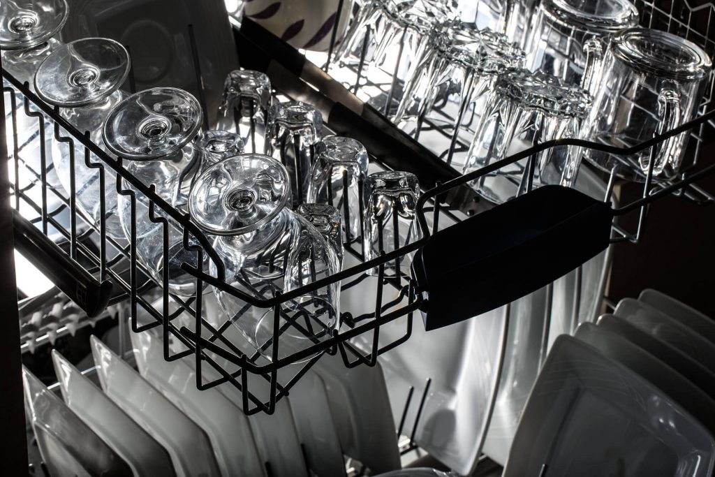 really clean dishes in dishwasher